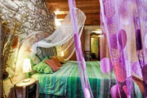 Camera matrimoniale Casa Genuina