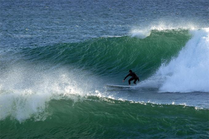 capo mannu surf