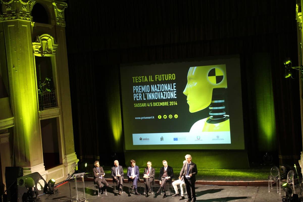 Riccardo Luna - Premio Nazionale per l'innovazione