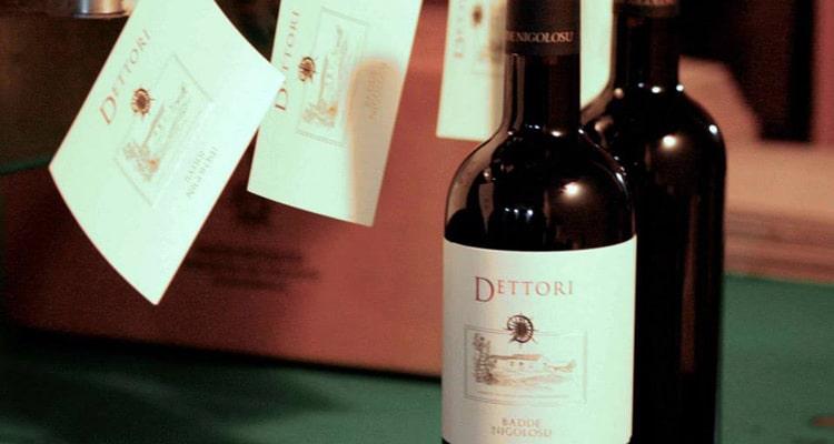 Tenute Dettori vini