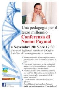 Noemi Paymal a Cagliari